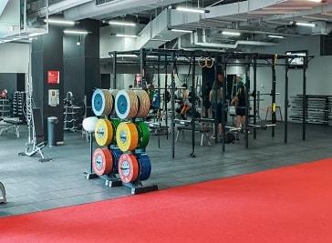 Fitness First Melbourne Central Platinum