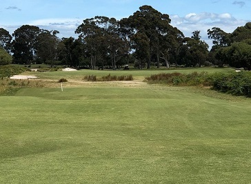 Kingston Heath Golf Club Melbourne