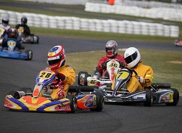 Melbourne Kart Centre in Melbourne