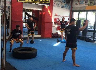 Melbourne Fight Club in Melbourne