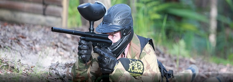 Delta Force Paintball Dingley - Melbourne