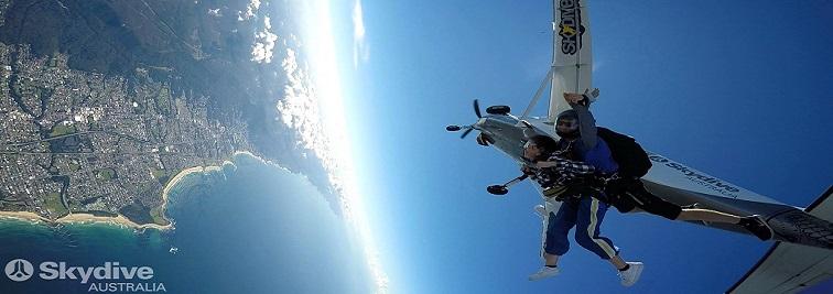 Skydive Melbourne in Melbourne