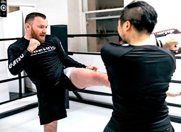 Legends Mixed Martial Arts (MMA) in Melbourne