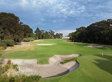 The Metropolitan Golf Club Melbourne