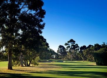 Woodlands Golf Club in Melbourne