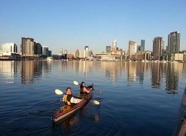 Kayak Melbourne in Melbourne