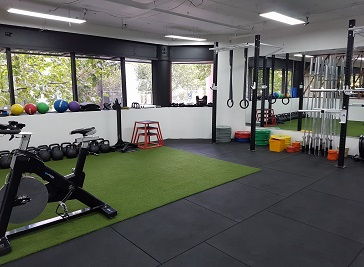 Move Training Club in Melbourne