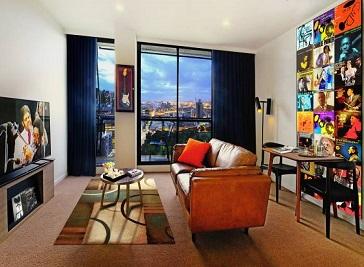 The Jazz Corner Hotel in Melbourne