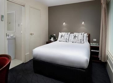The Victoria Hotel in Melbourne