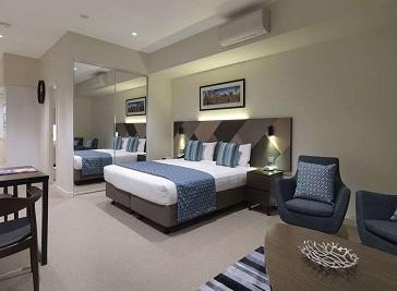 Wyndham Hotel Melbourne in Melbourne