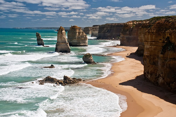 Barwon South West in Victoria State Australia