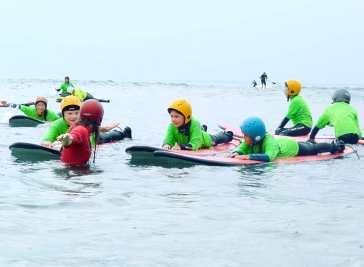 East Coast Surf School in Melbourne